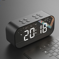Bluetooth 5.0 Portable Wireless Bluetooth Speaker Column Subwoofer Music Sound Box As shown one size one size