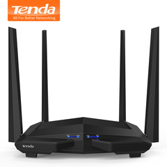 Tenda AC10 1200Mbps Wireless WiFi Router,1GHz CPU+128M DDR3,1WAN+3LAN Gigabit Ports