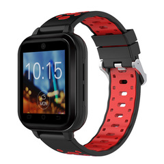 4G GPS WIFI Smart Watch With 1GB RAM 8GB ROM MTK6737 Smartwatch Blood Pressure Smart-watch red one size