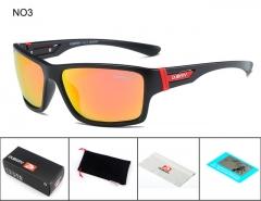 Polarized Sunglasses Men Women Driving Sport Fishing Sun Glasses For Men High Quality Luxury Brand red one
