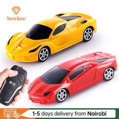 Remote Control Car Toy For Children Kids RC Sprotcar Supercar Boys Girls Birthday Christmas Gift Random 17x7x4cm