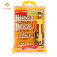 32 In 1 Disassemble Screwdriver Set Repair Tool Kit Computer Phone Open Tool Set Hand Tools as picture one size