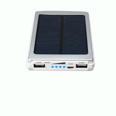 MATEY 006 SOLAR POWERED POWERBANK WITH TORCH