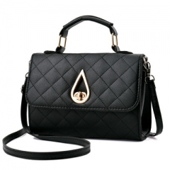 Single Shoulder Bag Handbags 6 colors Women Bags Black One size