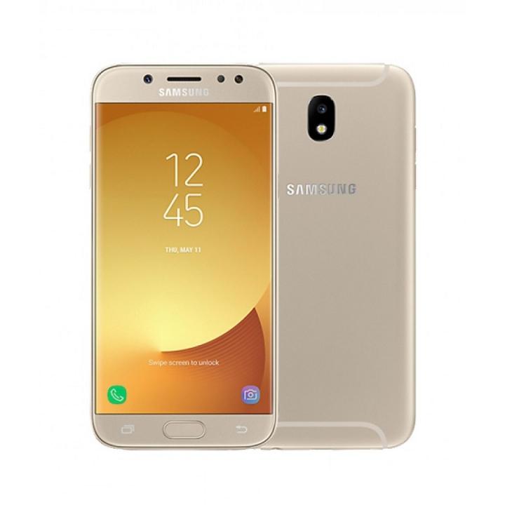 "Samsung Galaxy J5 pro- 5.2""- 16GB - 3GB RAM - 13MP Camera - Dual SIM - 4G LTE Gold"
