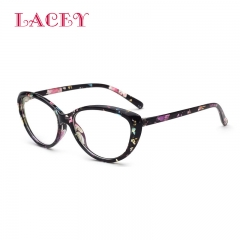 Fashion Women Cat Eye Eyeglasses Frame Optical Glasse Frame Retro Eyeglasses Computer Glasses Red