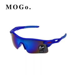 Men Women's Sunglasses Oversized Female Male Driving Sun Glasses UV400 Goggles Blue one size