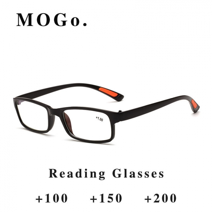 f790136d7d New Fashion Reading Glasses Men And Women Front Frame TR Reading Glasses  +1.0 +1.5