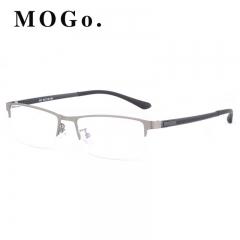 MOGO Glasses Frame Men Ultralight  2018  Business Eyeglasses man Optical Frames Eyewear G010 gun