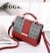 MOGO Women Handbag  Female Shoulder Bag Girls Messenger bag Casual Women Bag B041 red one size