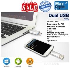 2 In 1 Android Smart Phone OTG USB Flash Drive Micro USB Pendrive gold otg 32gb flash drive