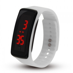 Wholesale Flashsale LED Digital Bracelet Watch Water Proof Wristwatch Smart Watch Flash Sale white wholesale 10 pcs