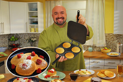 Kitchen Pancake Maker- Round Shape