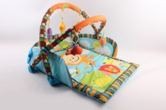 Baby Play Mat Plus Toys Multicolor one size