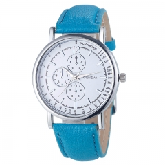 Tachymeter Watch BLUE one size