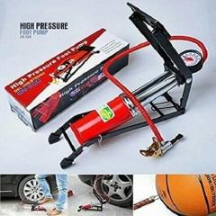 Air Pressure Foot Pump For Bike,Car,Motorcycle,Cycling,Balls Single Barrel Foot