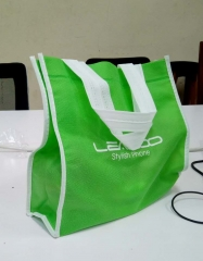 Leagoo shopping bag Green Small