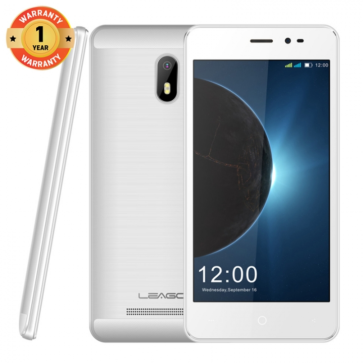 LEAGOO Z6, 4.97 White