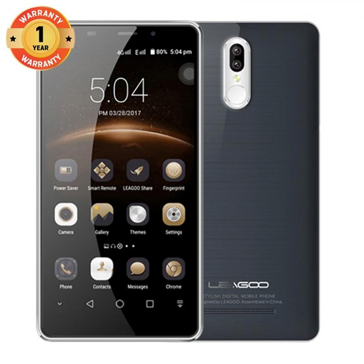 "LEAGOO M8 PRO, 5.7"" Display, Two Rear Cameras, 8MP + 5MP, 2GB RAM + 16GB ROM, 4G,  Smartphone Titanium Grey"