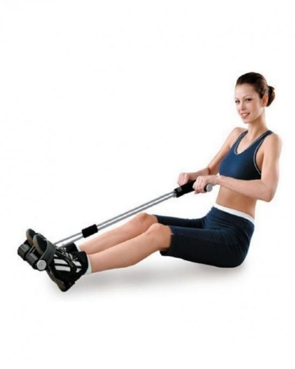 BFT Tummy Trimmer: For arm, leg, tummy and full body workout black