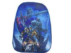 New Cartoon School Bags for Boys - Transformer cartoon kids bag multicolor