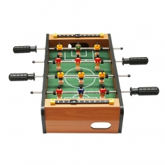 Junior Table Football Mini 4 Pole Foosball Soccer Toy