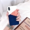 Axbety Geometry Splice Phone Case For iPhone x 6 6S 7 8 Plus Abstract Triangle Hard Plastic PC Cover HXH-408 for i6 6s