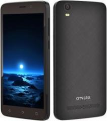 "CITYCALL X5, 5"" Screen, 8MP + 5MP, 1GB RAM+ 8GB ROM, Android 6.0 Nougat Smartphone black"