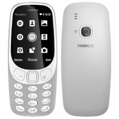 Nokia 3310 dual sim grey grey