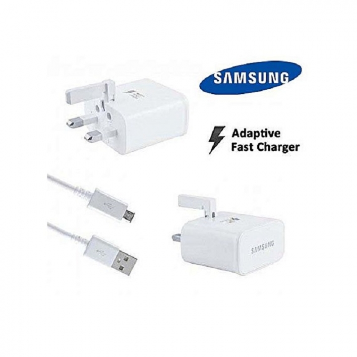 Samsung Samsung Travel Charger - Adaptive white normal
