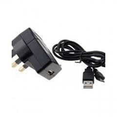 INFINIX 3-Pin Charger - Black BLACK normal