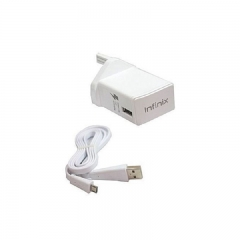 INFINIX INFINIX Charger - USB Cable -White. white normal