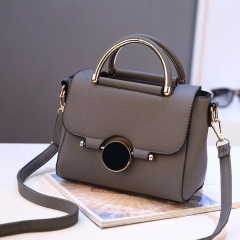 WANYU FASHION bag Hot Sales Korean 2018 new women wristband bag shoulder crossbody bags Gift bag grey one size