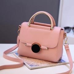 WANYU FASHION hot sales Korean 2018 new women wristband bag shoulder crossboday bag Gift bag pinky one size