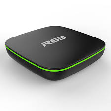 R69 ANDROID BOX black normal