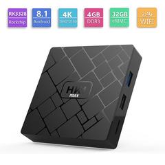 HK1MaxAndroidBox4GB32GB black