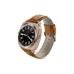 Smart Watch X30 Sleek Smart Watch Phone – all colours gold medium
