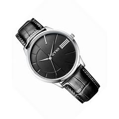 EYKI Black Executive Business Elegant Watch EET1033L – Black black normal