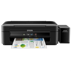 Epson L382 - InkJet Color Printer & Scanner