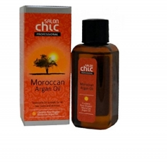 Salon Chic Professional Morroccan Argan Oil Treatment as in picture 50 ml