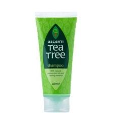 Escenti Tea Tree Shampoo as in picture 200ml
