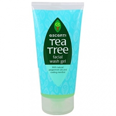 Escenti Tea Tree Facial Wash Gel as in picture 150ml