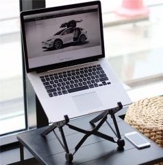 NEXSTAND™ K2 Laptop Stand Portable Adjustable Eye-Level Ergonomic for Apple MacBook PC Laptop Black Default