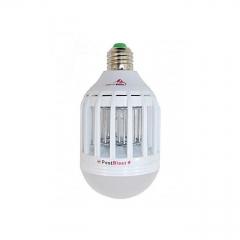 Generic LED Mosquito Killer Bulb - 15W - White white 5cm 15w