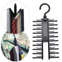 Belts/tie organiser black 1