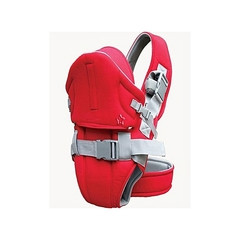 Best and comfortable Baby Carrier With a Hood red -