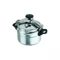 Pressure cooker silver