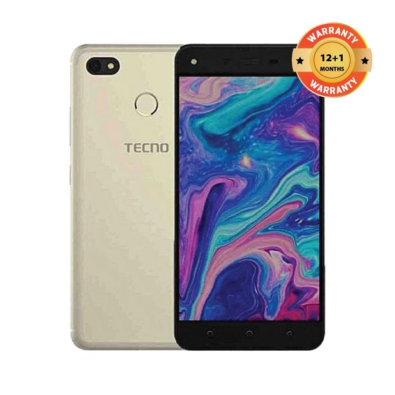 Tecno Spark K9 Plus, 2GB RAM 16GB ROM, Dual Sim, 13MP + 5MP Camera  Smartphone champagne gold
