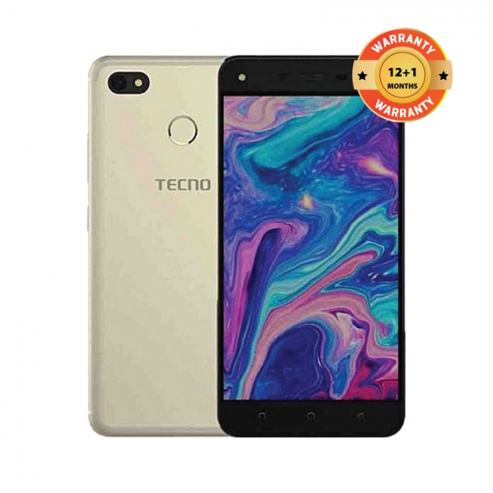 "Tecno Spark k7 Plus, 5.5 "" Screen, 2GB RAM + 16GB ROM, 13MP + 5MP Camera  Smartphone Coral champagne gold"
