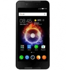 "INFINIX Smart (X5010), 5.0"" Display, 16GB ROM + 1GB RAM, Dual SIM, 3060mAh Battery Sandstone Black"